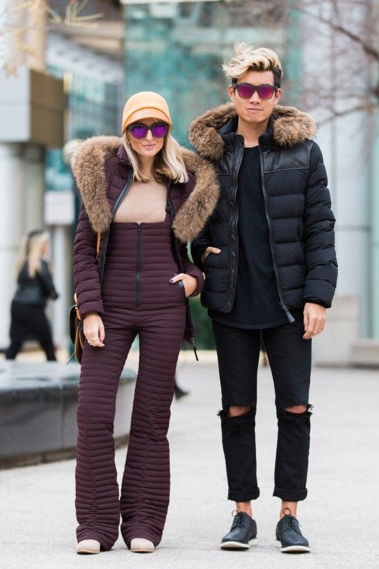 We're at David Pecaut Square all week long, snapping the most eye-catching Toronto street style outside World MasterCard Fashion Week spring 2016