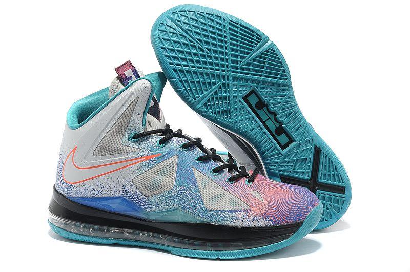 Cheap Nike Lebron 10 Shoes Free Shipping Worldwide ! ( http://www ...