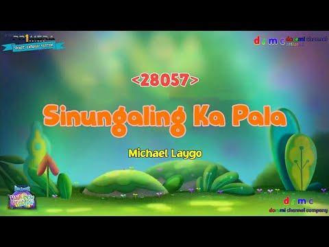 Sinungaling Ka Pala | Michael Laygo | PH Karaoke | Primera Reload: Smart Karaoke System