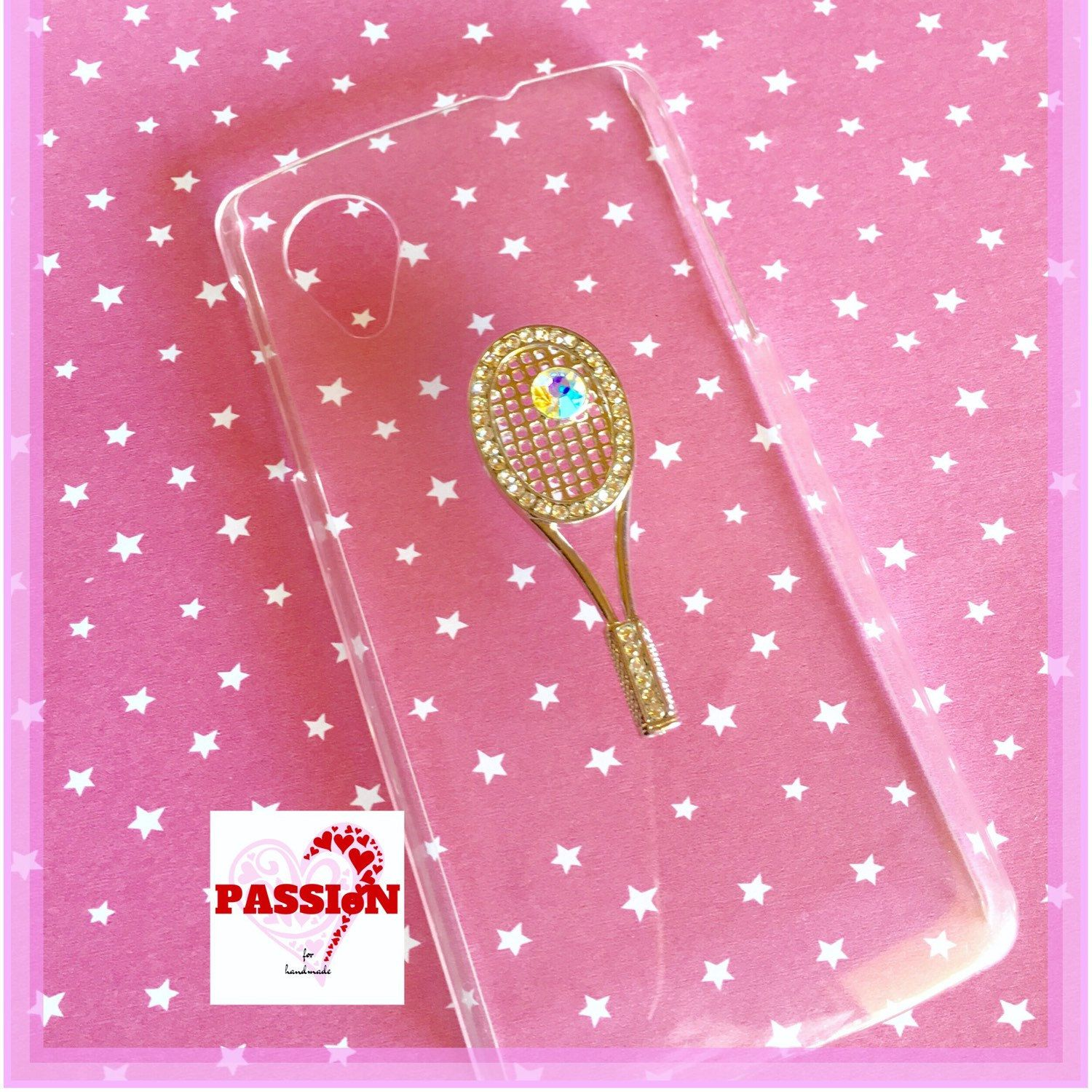 Are you a glamorous tennis player?. ✨  #phonecase #cover #tennisplayer #tennis #clearcase #cellphone #player