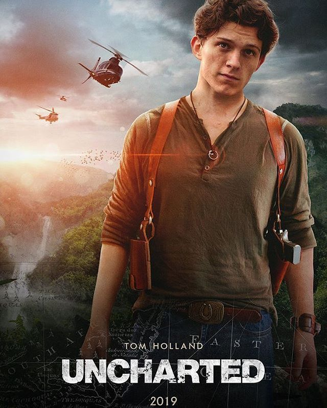 What Do You Think Guys About Uncharted Movie Tom Holland Spiderman Holland