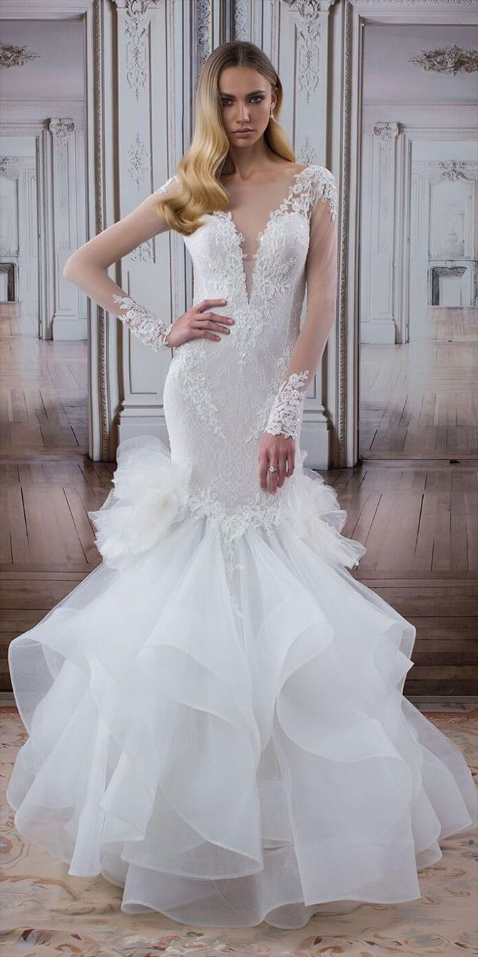 Love By Pnina Tornai 2017 Wedding Dress