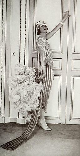 Robe du soir vintage