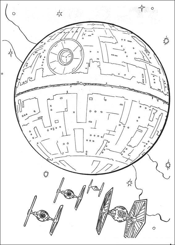 Coloring Page For Kids Star Wars Coloring Book Star Wars Coloring Sheet Star Wars Colors