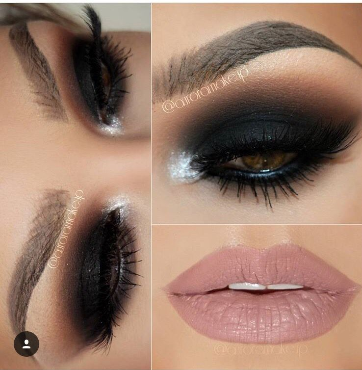 Pretty Makeup Pinterest Maquillaje, Ojos y Sombras