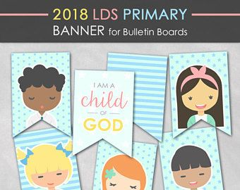 LDS 2018 Primary Banner