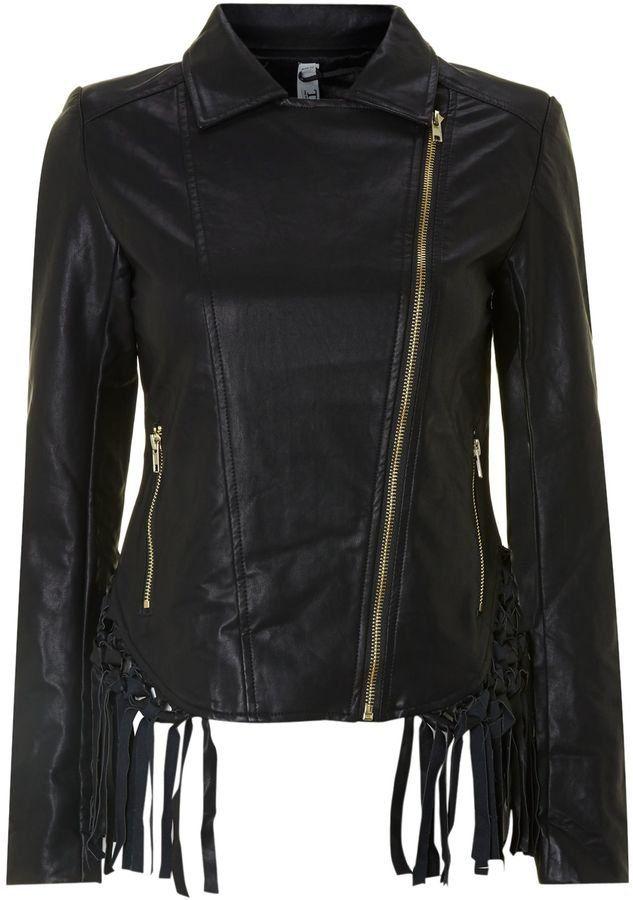 Pin for Later: Diese Jacken wollt ihr nie wieder ablegen True Decadence Bikerjacke True Decadence Bikerjacke (125,63 €)