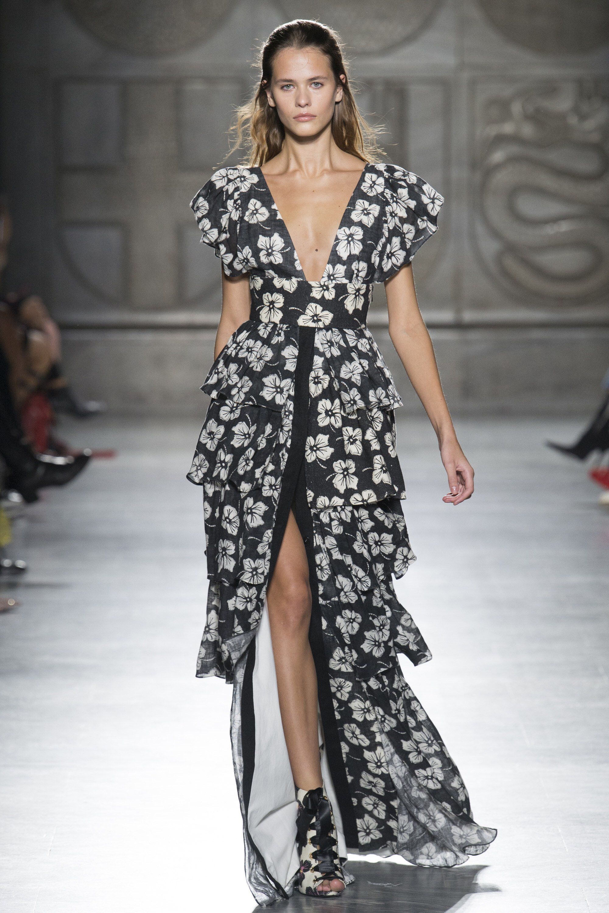 Image result for Fausto Puglisi spring runway 2018