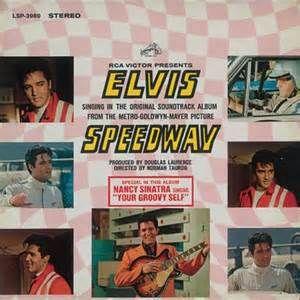 elvis in speedway -