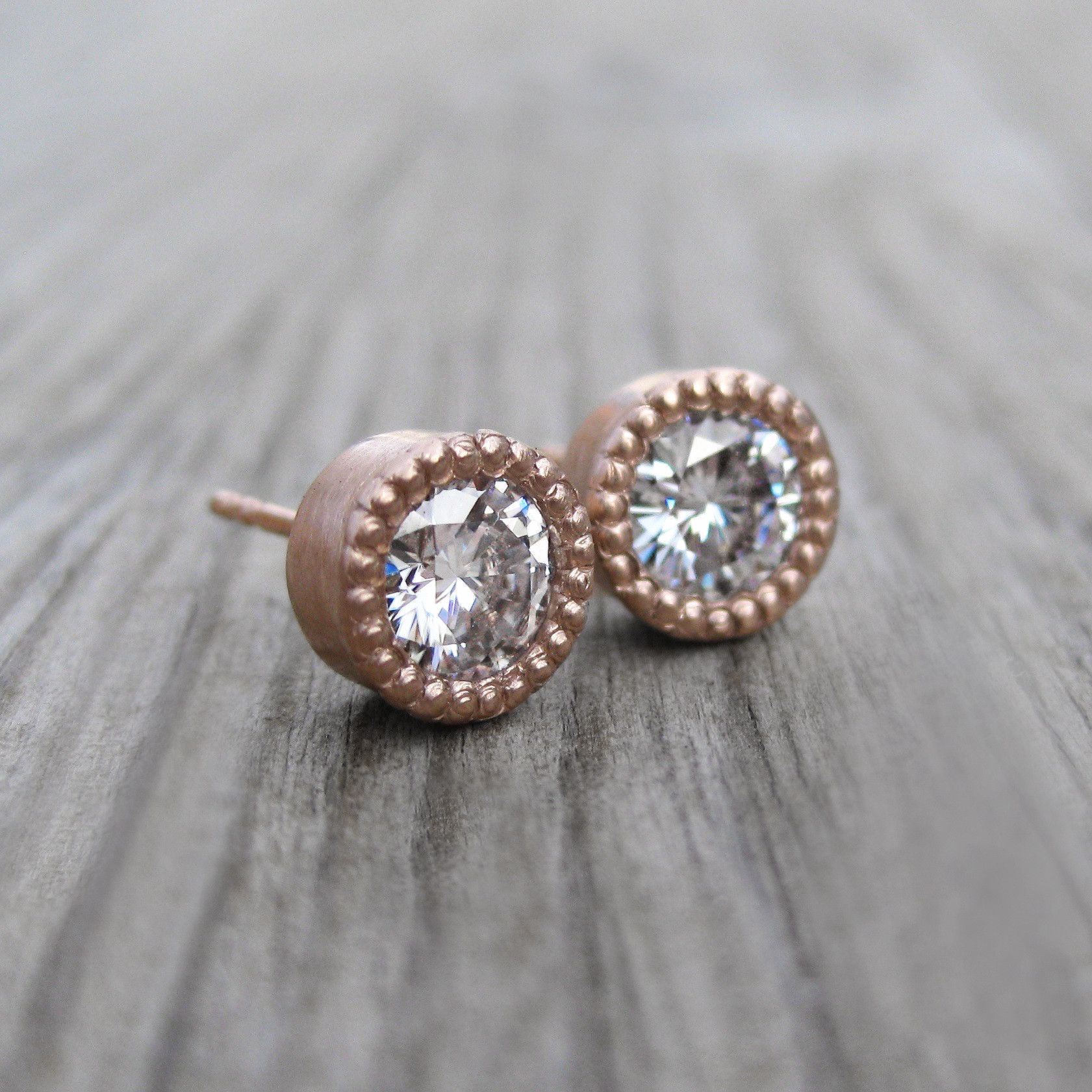 tgw white today stud jewelry brilliant charles earrings product overstock shipping forever watches colvard free gold moissanite