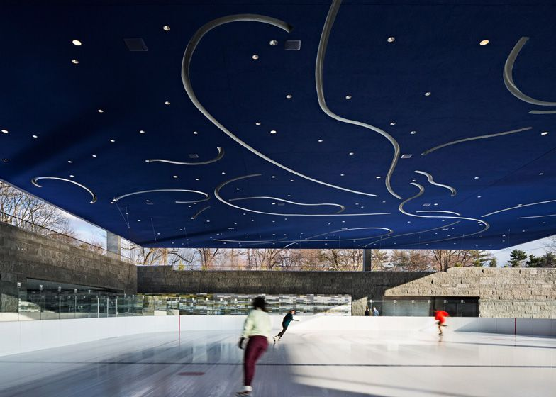 2015 Aia Institute Honor Awards Winners Announced 2015 Aia Institute Honor Awards Winners Announced Lefrak Center At Lakeside Architecte Patinoire Paysage