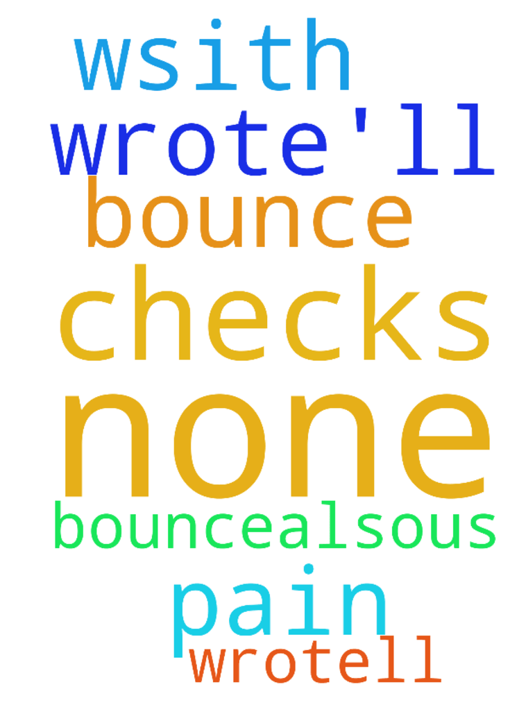 That none of the checks he wrote'll bounce.Also,us - That none of the checks he wrotell bounce.Also,us wsith our pain. Posted at: https://prayerrequest.com/t/nqj #pray #prayer #request #prayerrequest