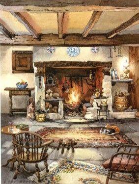 Englische öfen pin meredith seidl auf farmstead home ofen