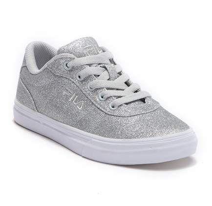 c3b1aca195e Fila USA G1002 Glitter Glitter Sneaker (Little Kid   Big Kid)