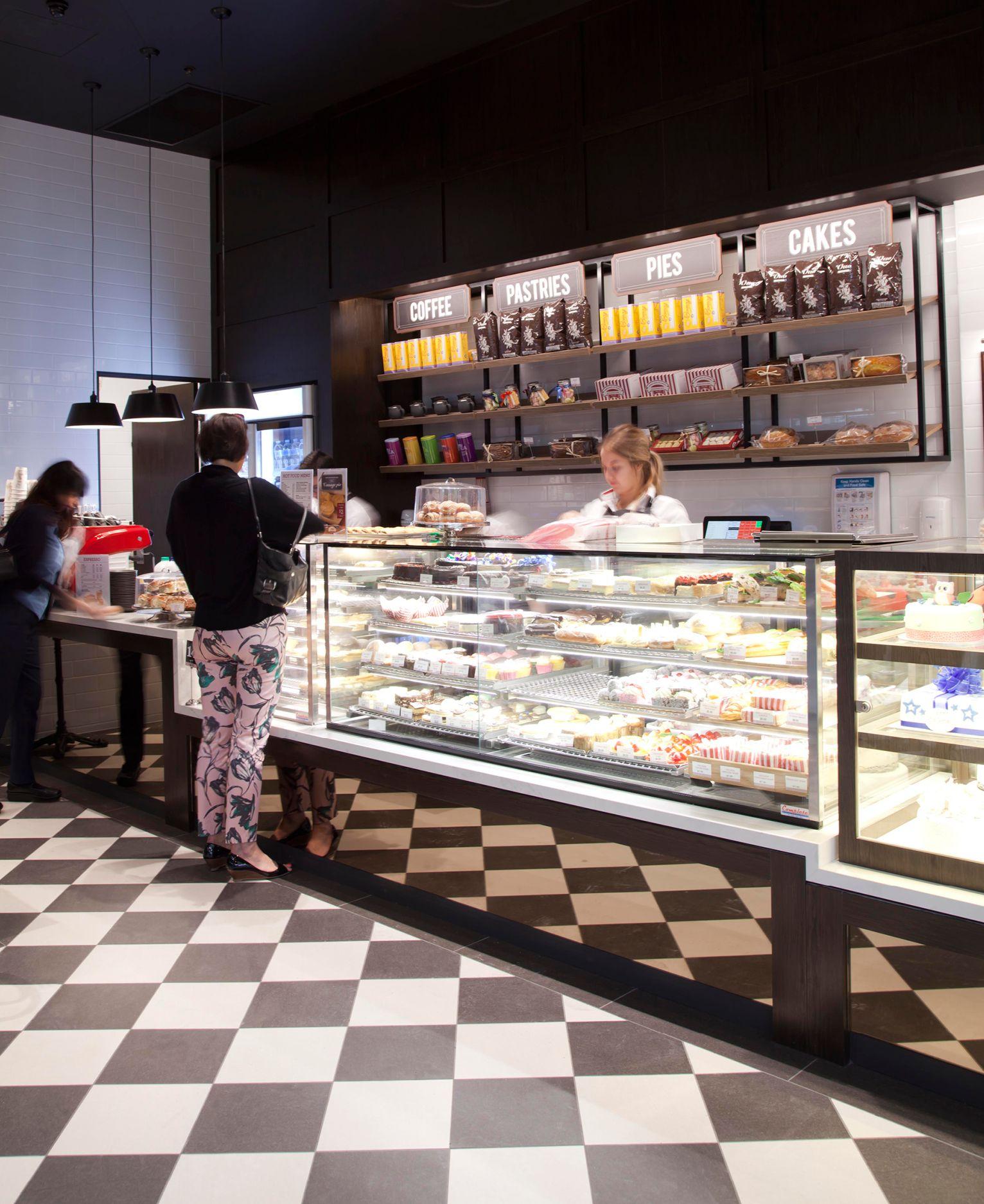Ferguson Plarre Bakehouses Chadstone Store | Stores | Pinterest