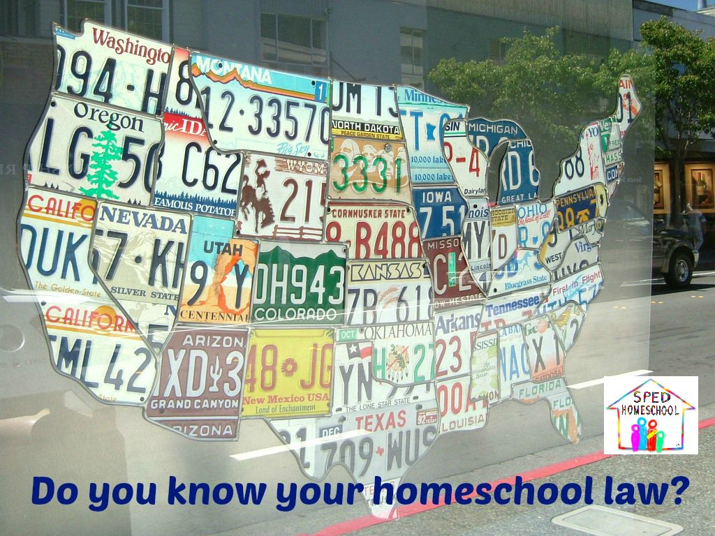 StatebyState and International Homeschool Laws Speech