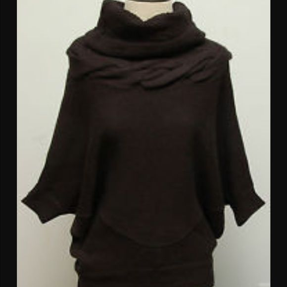 Vince XS short sleeve dolman cowl neck sweater   Cowl neck, Short ...