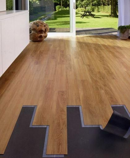 Il pavimento in PVC è davvero comodissimo. Oggi all\'interno del ...