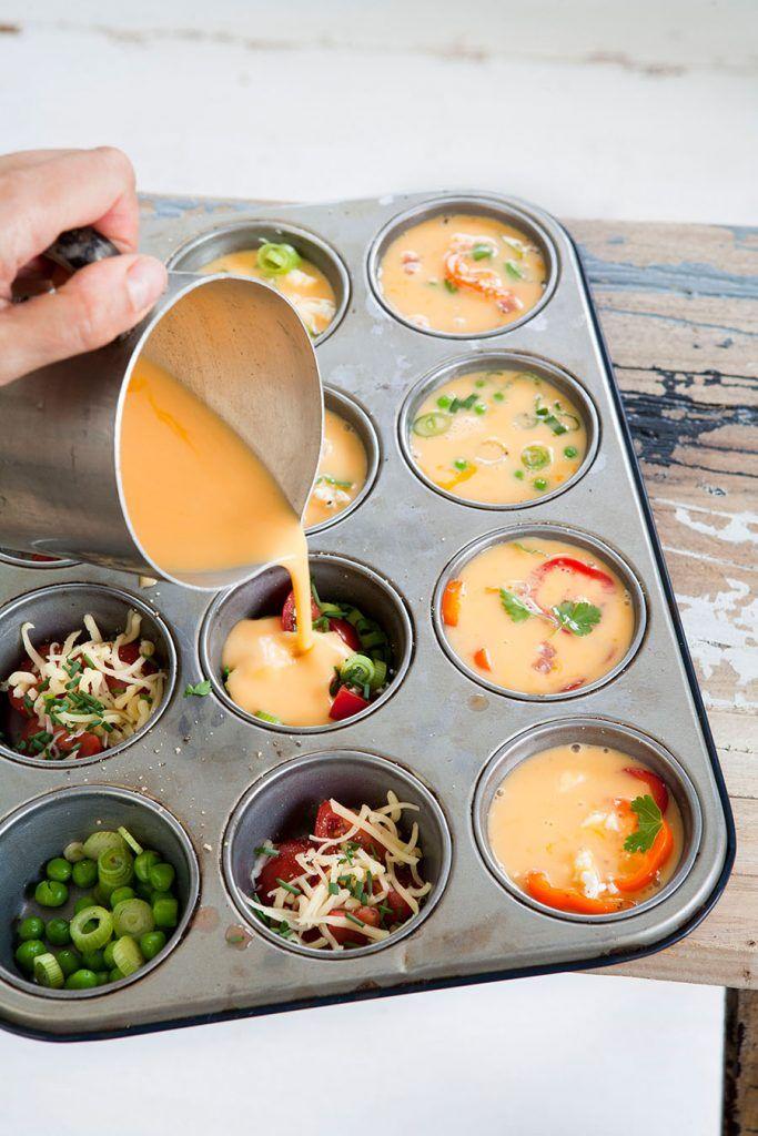 Frühstücks-Omelette #brunchideen