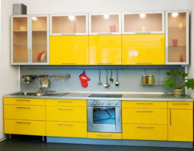 surprising bright sunny kitchen ideas | Small Kitchen Remodeling Ideas Accentuated with Sunny ...