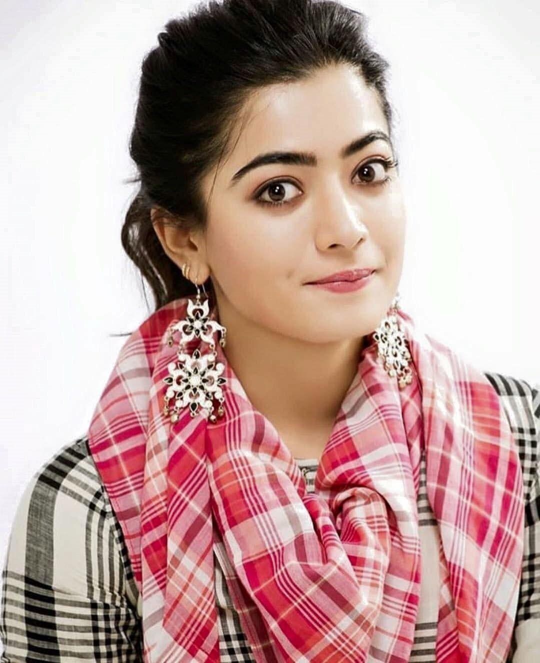 Pin By Vani Sri On Rashmika Mandana Most Beautiful Indian Actress Beauty Full Girl Beauty Girl