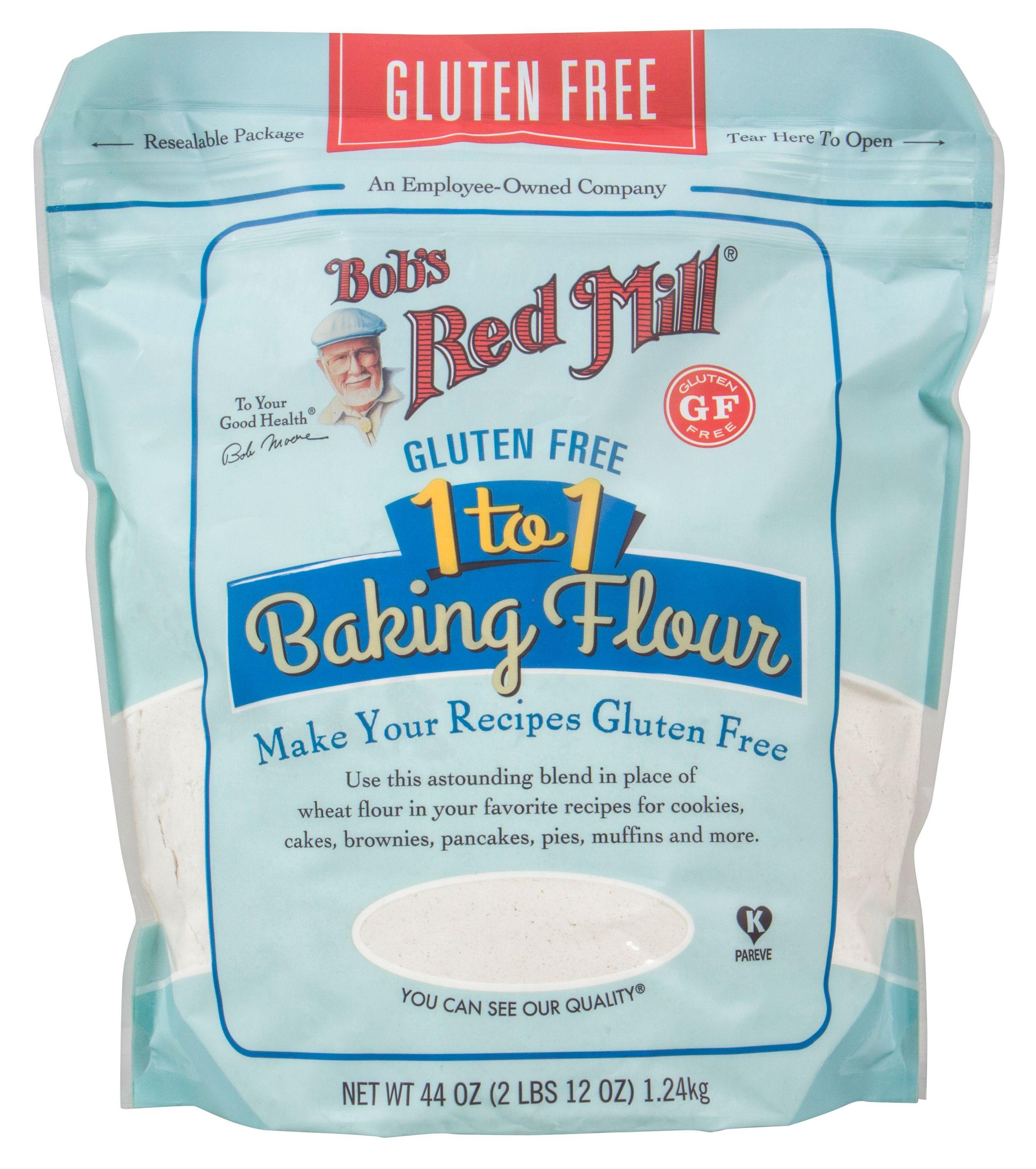 Bobs red mill baking flour 1 to 1 gf baking flour