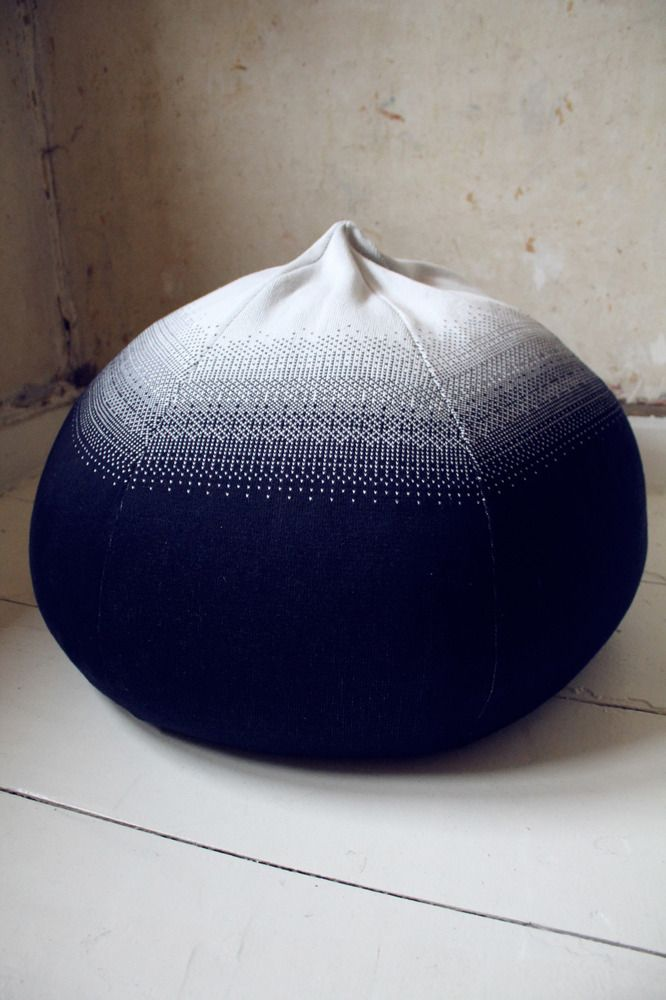 Kebnekaise Mountain The Highest Mountain In Sweden Pouf By Little Cool Kebnekaise Pouf