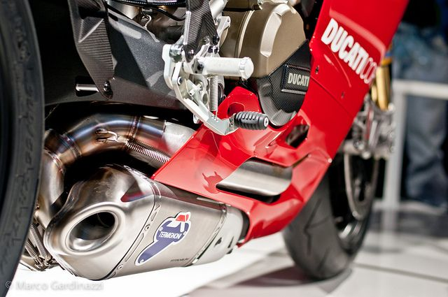 Termignoni.   Making Ducati's sound better for many years.