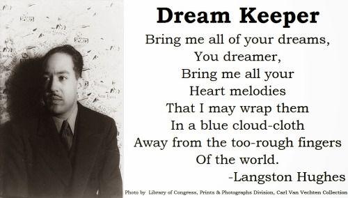 Image result for langston hughes famous poems Langston