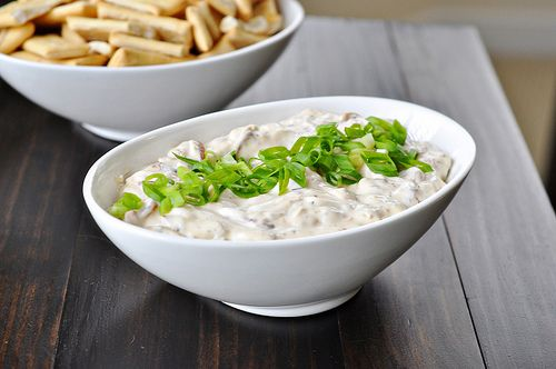 Caramelized Onion Dip! This sounds amazing. I must have it soon!