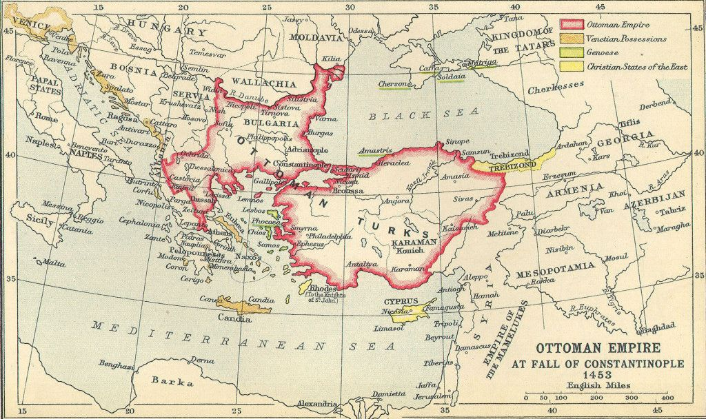 Short History Of The Ottoman Empire Istanbul Clues Ottoman Empire Byzantine Empire Map Byzantine Empire