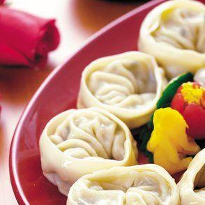 Chinese pork and shrimp dumplings in recipes on the food channel chinese pork and shrimp dumplings in recipes on the food channel forumfinder Gallery