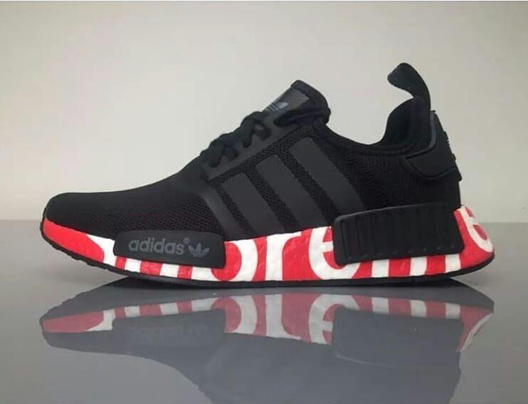 adidas nmd supreme custom