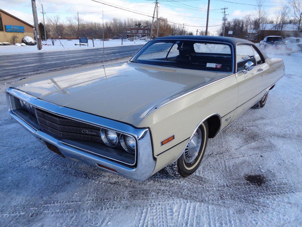 1970 Chrysler Newport | Motor car, Newport and Cars