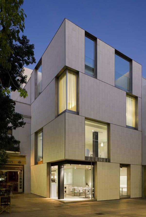 Carlos ferrater arquitecto dos proyectos mismo resultado genial decoration digest facade - Arquitecto sitges ...