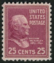 Rare US Stamps   Presidential Series of 1938 - The Prexies - Scott 803 to Scott ...