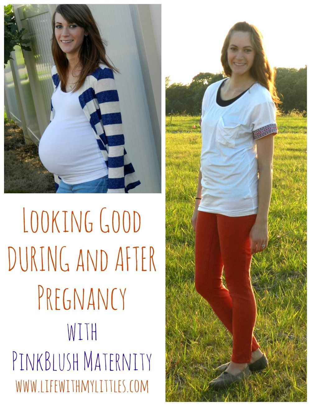48cdf5d5ffc39 Looking Good During and After Pregnancy With Pink Blush Maternity: How to look  good when you are pregnant and in that awkward stage after baby is born!