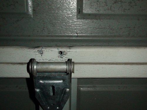Broken Garage Door Bracket Doityourself Com Community Forums Broken Garage Door Garage Door Accessories Door Brackets