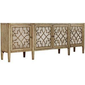 Attractive Hooker Furniture Sanctuary Four Door Mirrored Console | Baeru0027s Furniture |  Buffet Boca Raton,