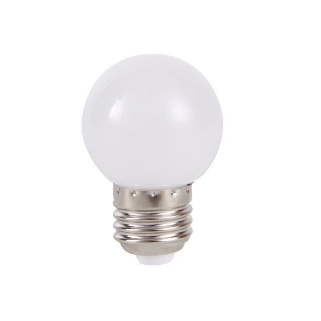 E27 Led Light Bulb 3w Rgb Bombillas Led E27 Colorful Red Blue