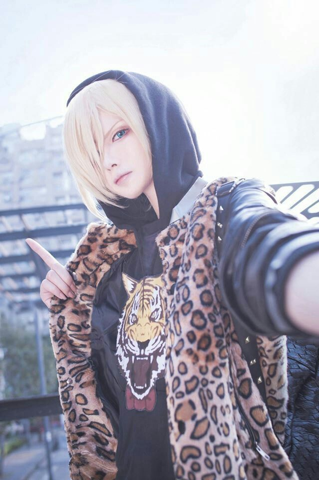 yuri plisetsky - yuri on ice  Cosplayer - MON #Cosplay #yuri #yurionice #cosplay #yuriplisetsky