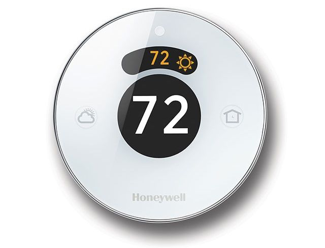 Honeywell Announces 'Lyric Round' Smart Thermostat With