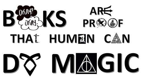 Percy Jackson Harry Potter Hunger Games Divergent Mortal Instruments