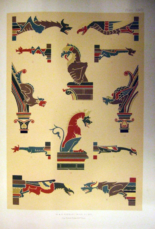 AUDSLEY, Polychromatic Decoration, Sotheran 1882 http://www ...