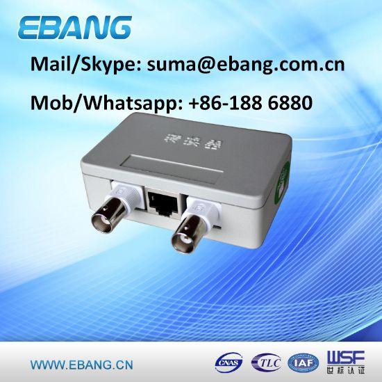 E1 Rj45 Bnc Impedance Converter Rj45 Converter Dvi
