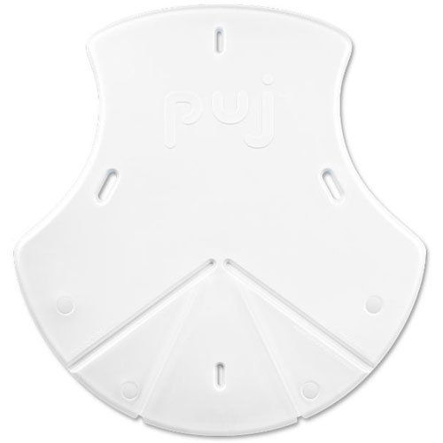 Puj Tub The Soft Foldable Baby Bath Tub White Baby