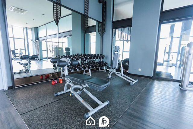 Gym room picture of lavish spa kuala lumpur tripadvisor