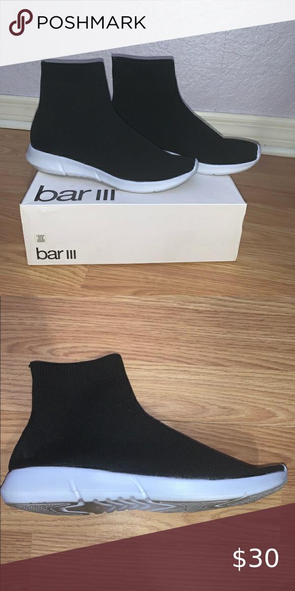 Bar lll Levan sock sneakers in 2020