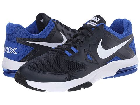 3a7d25ee15 Nike Air Max Crusher 2 Dark Obsidian/Game Royal/White - Zappos.com Free  Shipping BOTH Ways