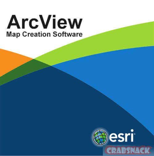 ArcView GIS Free Download Latest Version for Windows  It is